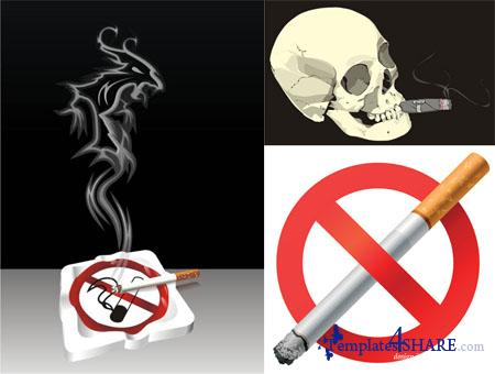 No Smoking Vectors