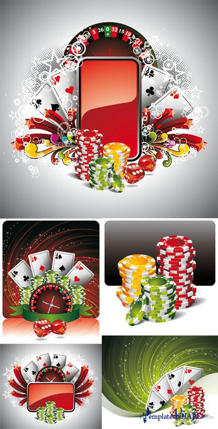 Gambling Vector Design