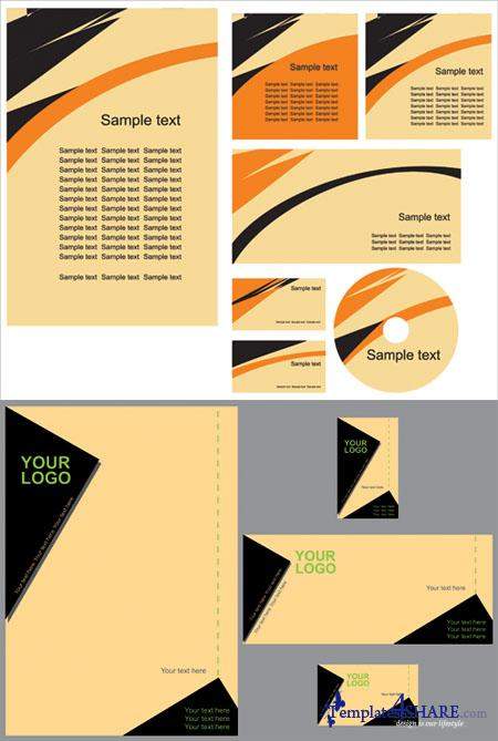 Corporate ID Vector Templates 4