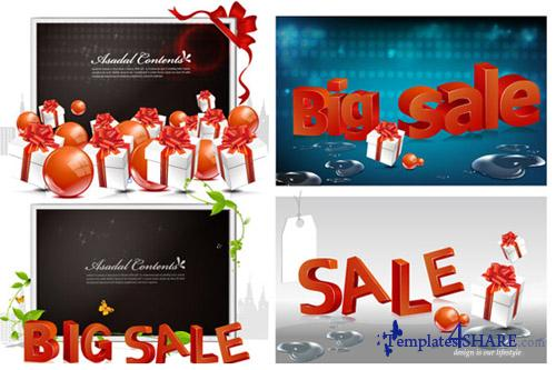 Asadal Big Sale Vector Design