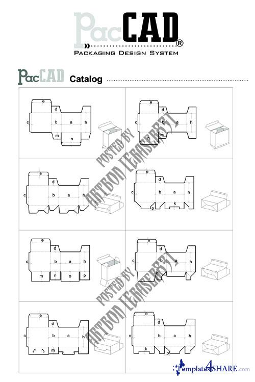 PacCAD Packing Designs v.4.0