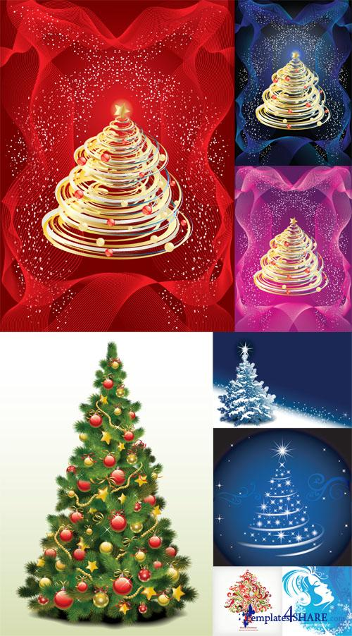 Christmas Vector Background 5
