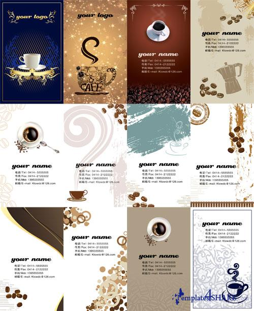 Coffee Design - PSD Templates