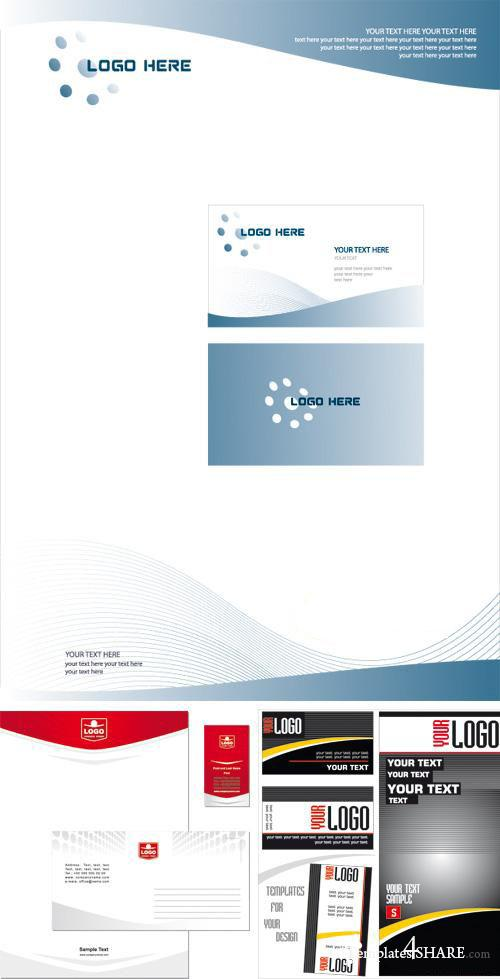 Corporate Vector Templates