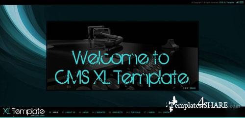ActiveDen - CMS XL Template (Full)