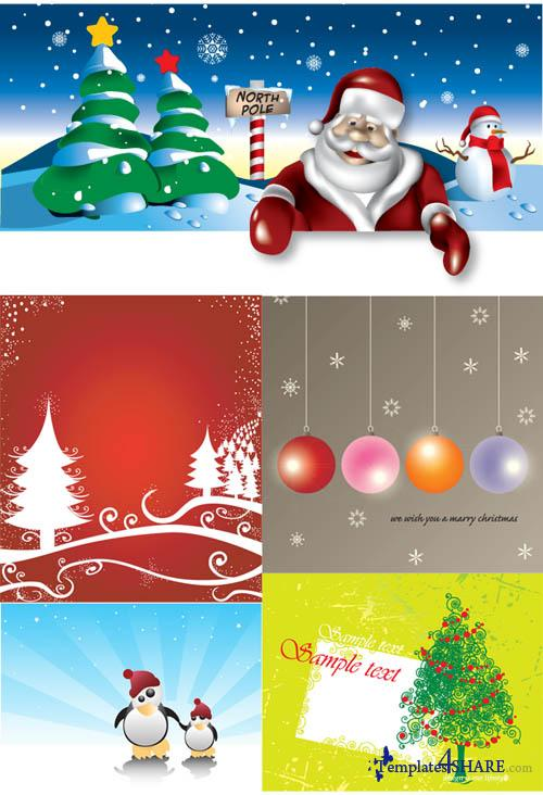 Christmas Vector Mix 221210