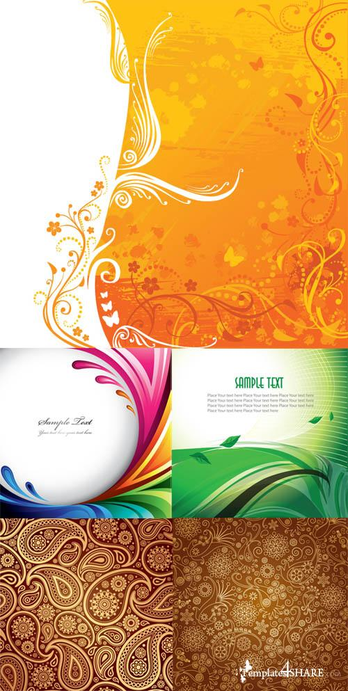 Vector Backgrounds Mix #271210