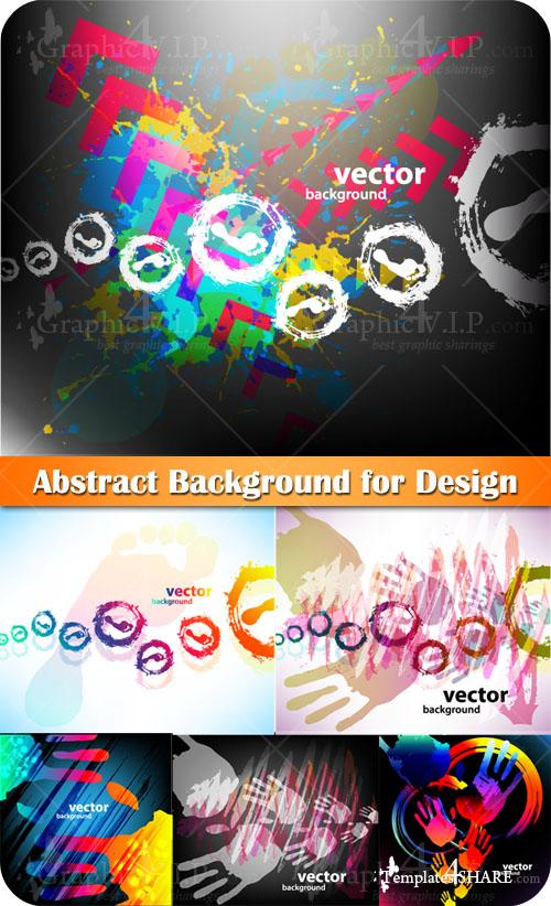 Abstract Background for Design - Stock Vectors
