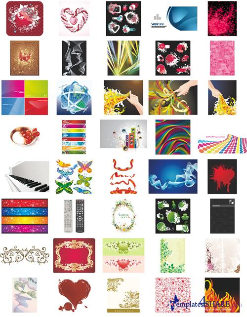 ShutterStock Vectors Collection