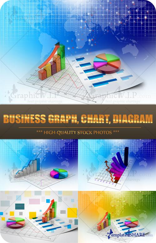 Business Graph, Chart, Diagram - Stock Photos