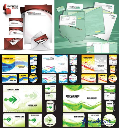 Corporate ID Vector Templates 8
