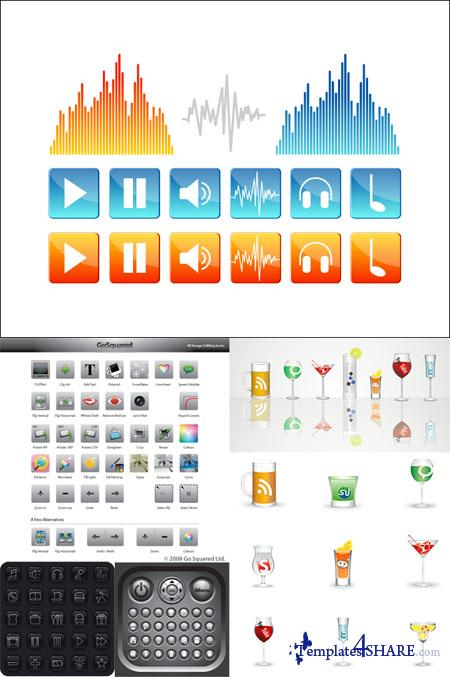 Vector Icons Mix #010211