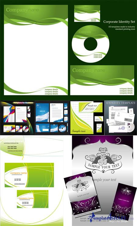 Corporate ID Vector Templates 9