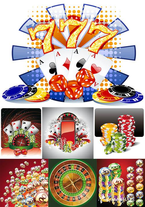 Casino Vector Theme