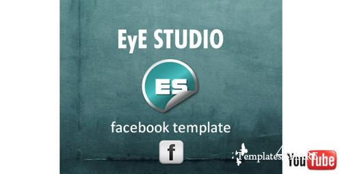 ActiveDen - EyE Studio Facebook Flash XML Template (RIP)
