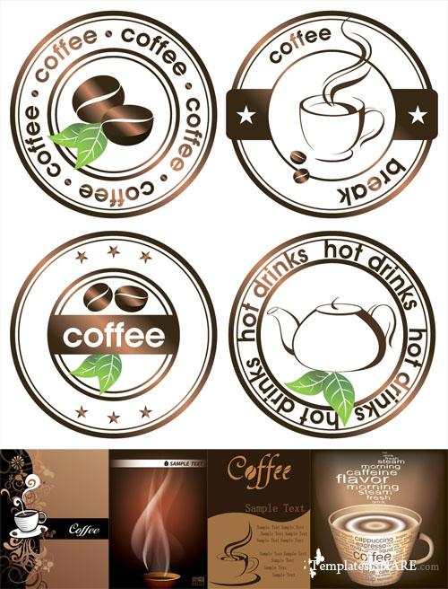 Coffee Design Vectors