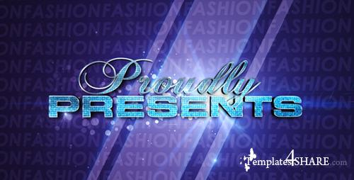 Fashion Promo 3 - Project for After Effects (Videohive)