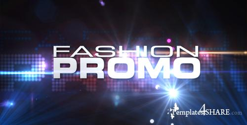Fashion Promo 1 - Project for After Effects (Videohive)