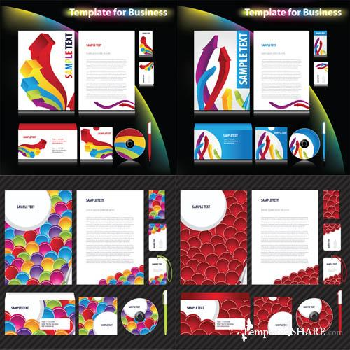Corporate ID Vector Templates 11