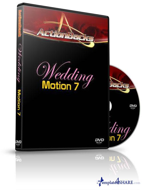 ActionBacks - Wedding Motion vol.7