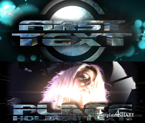 "Sci-Fi TrailerV3 ""3D TEXT"" - Project for After Effects (Videohive)"