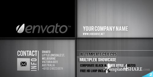 Multiplex Showcase - Project for After Effects (Videohive)