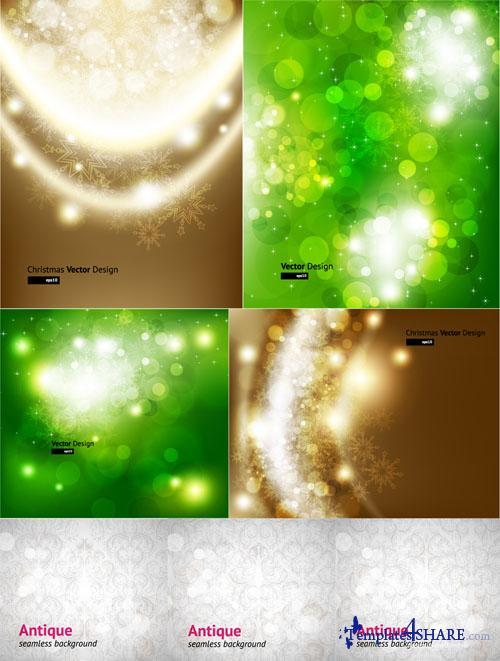 Colorful Abstract Vector Backgrounds 49