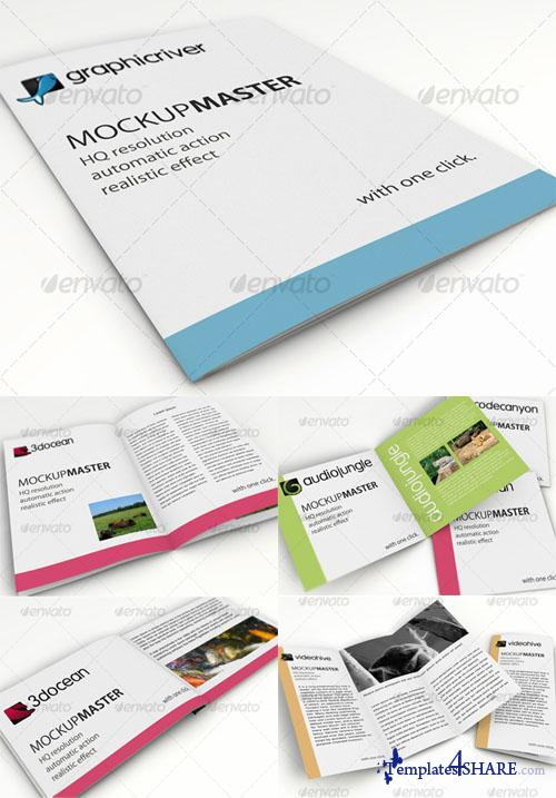 Mock-up Master - ID Series 01 - PSD Templates (GraphicRiver)