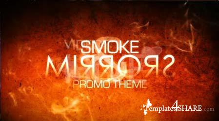 Smoke & Mirrors - Project for After Effects (Videohive)