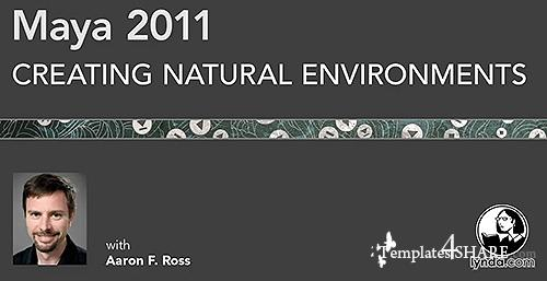 Lynda.com: Maya 2011: Creating Natural Environments