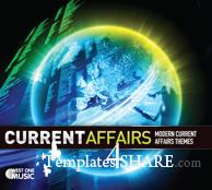 West One Music - WOM 238 Current Affairs (Audio Footage)