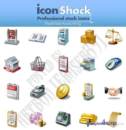 IconShock: RealVista Accounting