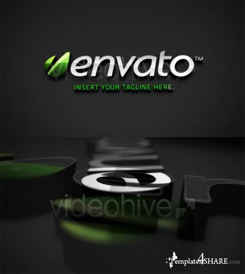Elegant Extrusion - Projects for After Effects (Videohive)