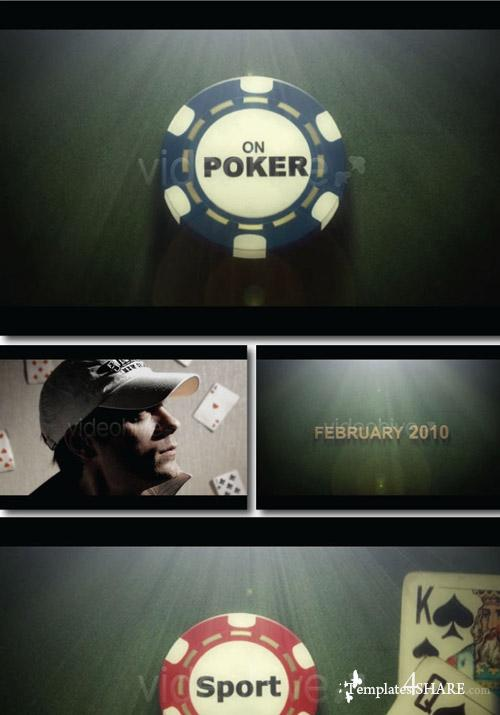 POKER (Movie Trailer) - Project for After Effects (Videohive)