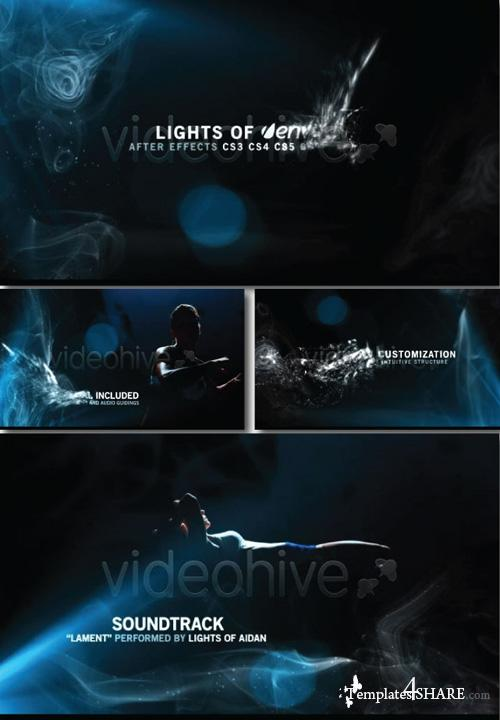 Lights of Envato - Projects for After Effects (Videohive)