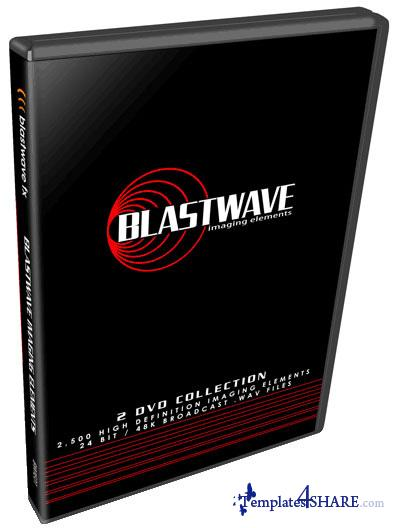 Blastwave Imaging Elements Sound Effects Library (Sounf FX)
