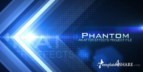 Phantom - Project for After Effects (Videohive)