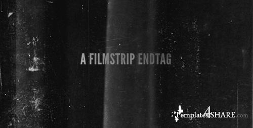 Filmstrip Endtag - Project for After Effects (Videohive)