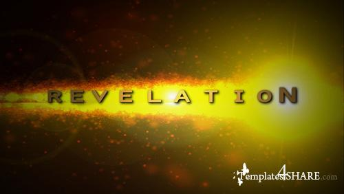 Revelation - Project for After Effects