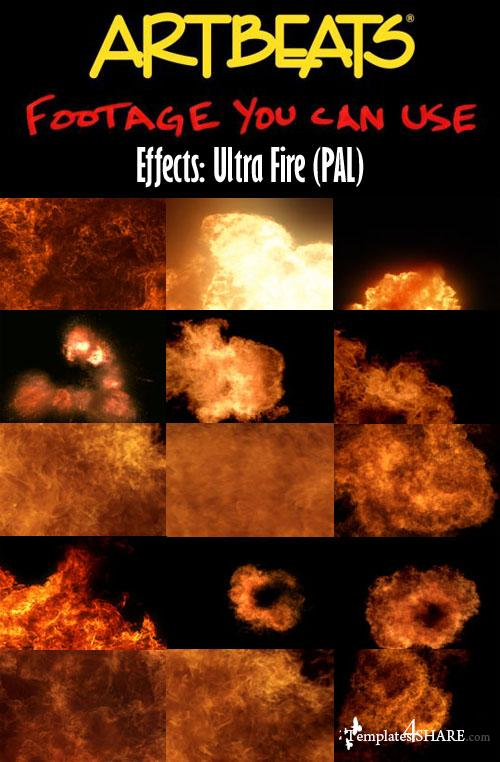 Effects: Ultra Fire (PAL)