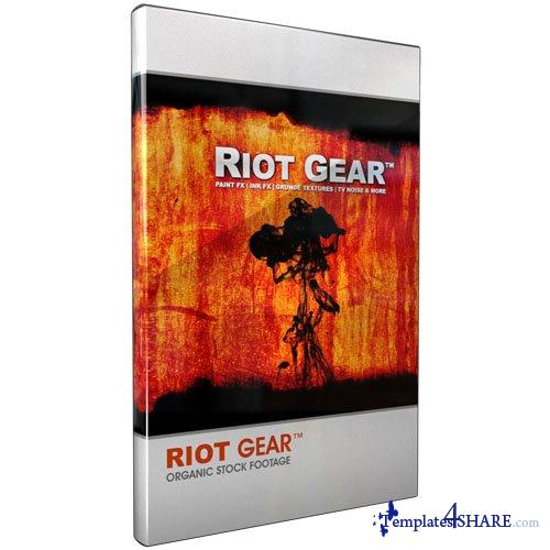 Video Copilot - Riot Gear Pre Matted Organic (HD)