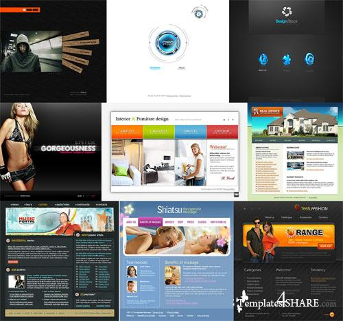 Flash Templates Mix 2011