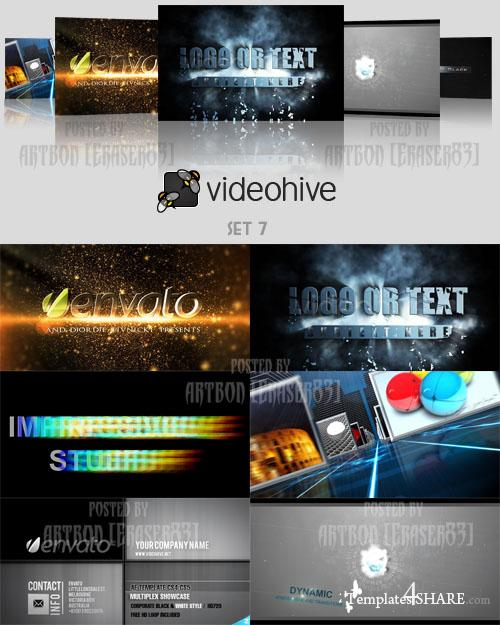 Videohive Projects Pack - Set 7