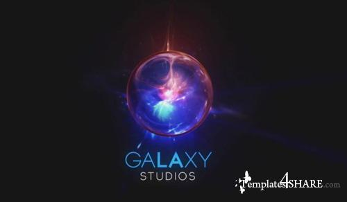Galactic Orb - Project for After Effects