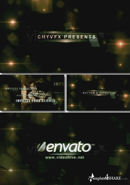 A LIVE Presentation - Project for After Effects (Videohive)