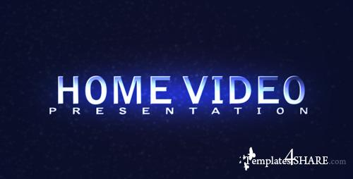 HOME VIDEO Presentation - Project for After Effects (Videohive)