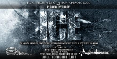 LS Series - Ice - Project for After Effects (Videohive)
