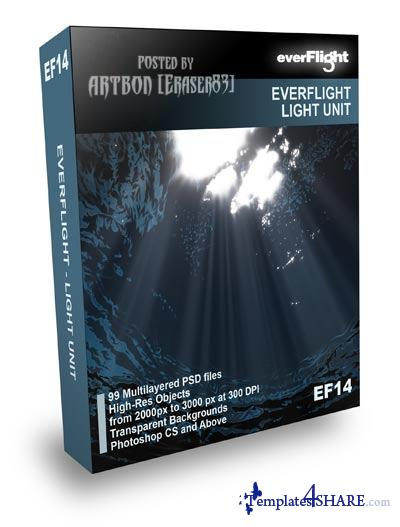 EverFlight PSD - Light Unit (EF14)