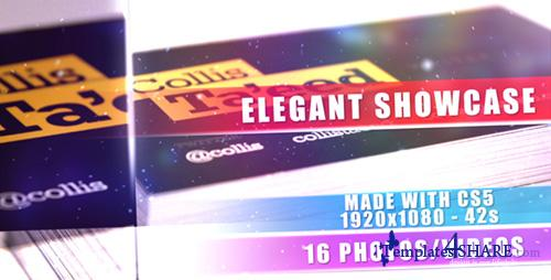 Elegant Showcase - Project for After Effects (Videohive)