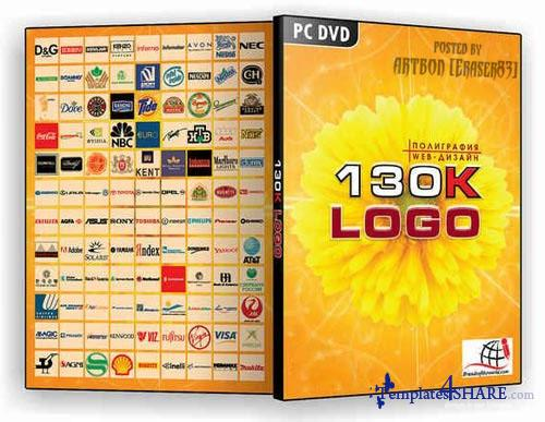 130.000 Vector Logos MegaCollection